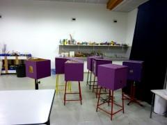 boites qui sèchent dans l'atelier.jpg